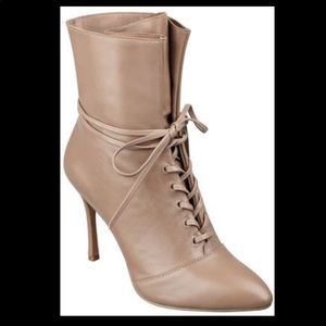 Nine West Dawin Leather Booties